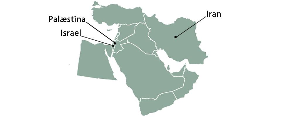 Mellemøsten - Rejsebloggen Taste The World
