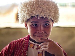 Turkmenistan - en rejsepodcast fra Taste the World